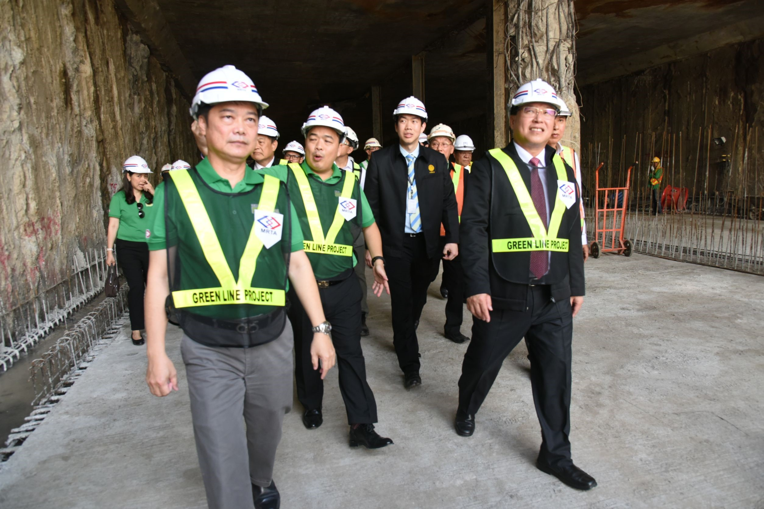 MRTA will open Ratchayothin Underpass this October, 3 months ahead of schedule